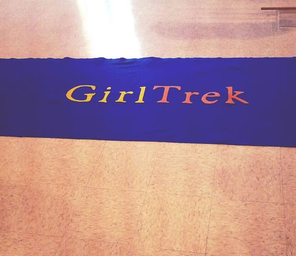 😄💙💛Girltrek Girl Power Earlypost EyeEmBestPics Eyeemphotography