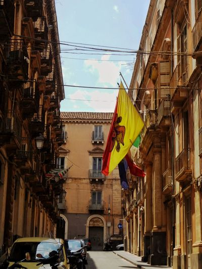 Street in