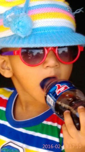 Love cola Hi!