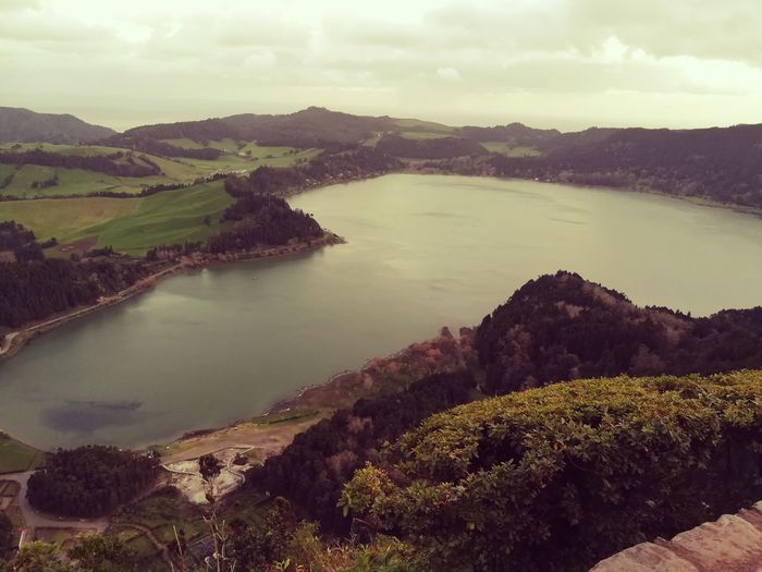 são Miguel (Açores) P10lite Water Nature Landscape Rural Scene Lake Agriculture No People