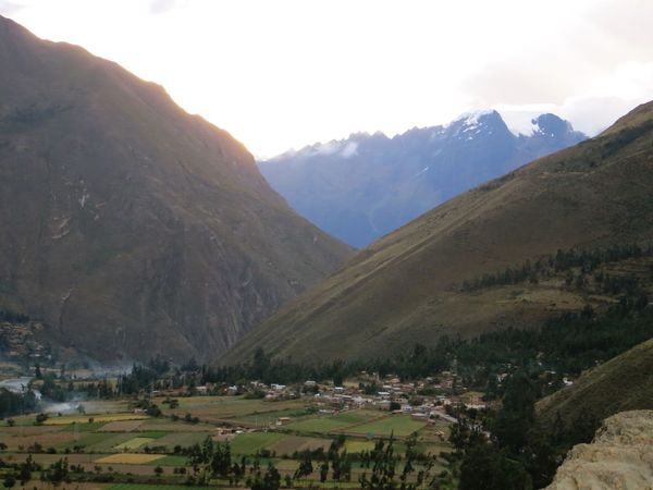 Mountain Landscape Nature Beauty In Nature Mountain Range Scenery Outdoors Day Scenics Grass No People Sky Travel Destinations Inca Ruins Peru Sunset Ollantaytambo - Peru Ollantaytambo Valley