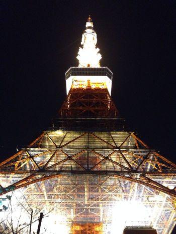 久しぶりに来たなー 東京タワー No Edit/no Filter Nightphotography