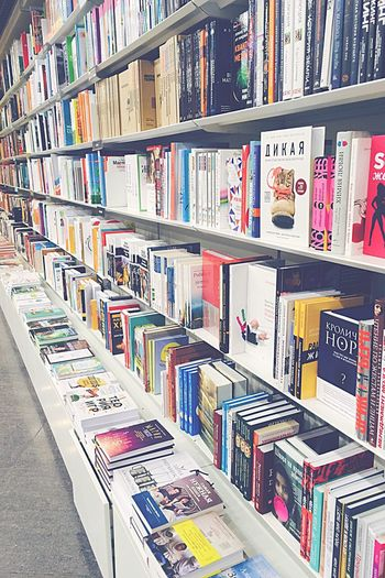 My dream: to stay here forever ^^ Hello World Books Bookstore Onelove♥ First Eyeem Photo