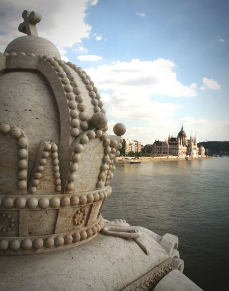 Buda's Crown Crown Bridge Buda Budapest Budapest, Hungary Monument Parliament Houseofparliament Eyeemphotography EyeEm Best Shots EyeEmbestshots EyeEmBestPics Eye4photography  Bestspot Sky