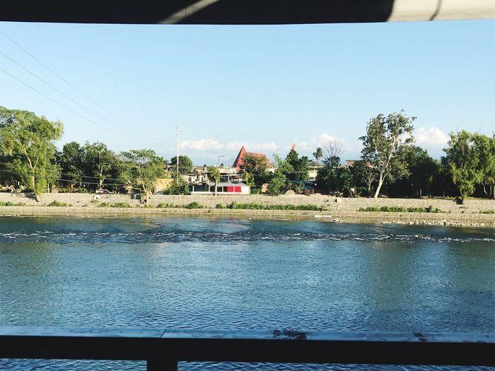 Rivera de río