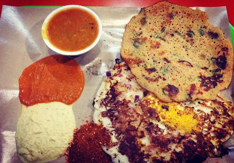 Taman Jurong Indian Food