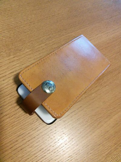 Make It Yourself Taking Photos Enjoying Life Leathercraft Smartphonejacket