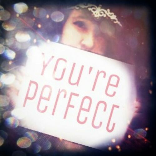 Did you know re perfect the way you are dont ever change💕✊ Troubled Beautiful Quotes Just Know Love Edit Eyes Gorgeous Perfection Crown