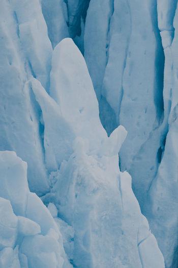 Full frame shot of perito moreno glacier