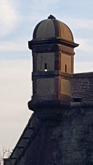 Spain🇪🇸 Montjuic Castle Architecture Built Structure Travel Destinations Building Exterior History Sky