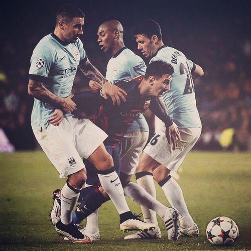 Imparable ...gracias Messi por tanto Futbol