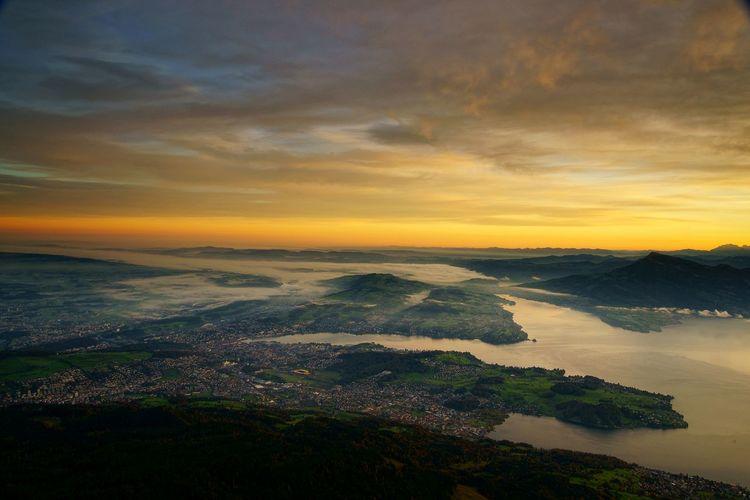 Hiking Luzern