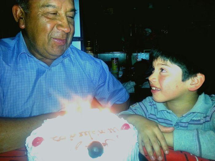 Feliz Cumpleaños papi! Complices Happy :) HappyBirthday