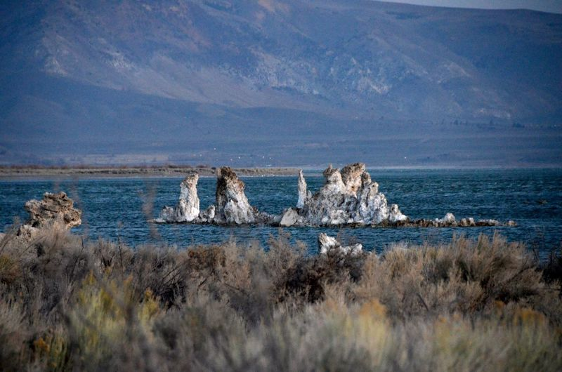 Beauty In Nature Beauty In Nature Lake Mono Lake Nature Non-urban Scene Outdoors Remote Rock Formation Scenics Sky Stone Sunrise Sunrise_sunsets_aroundworld Tranquil Scene Tranquility Market Reviewers' Top Picks
