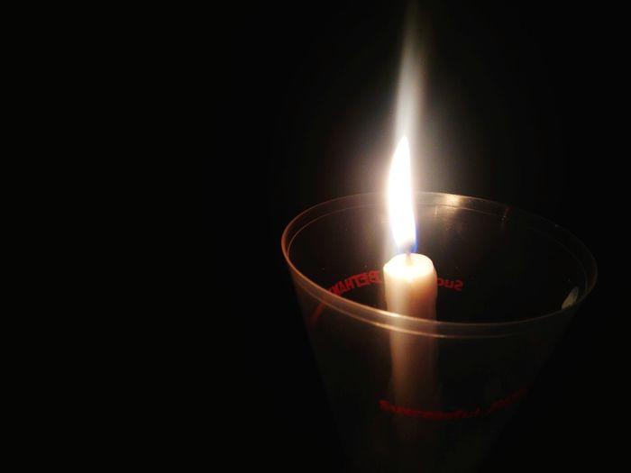 Late Christmas Decembernight Latechristmas Candle First Eyeem Photo