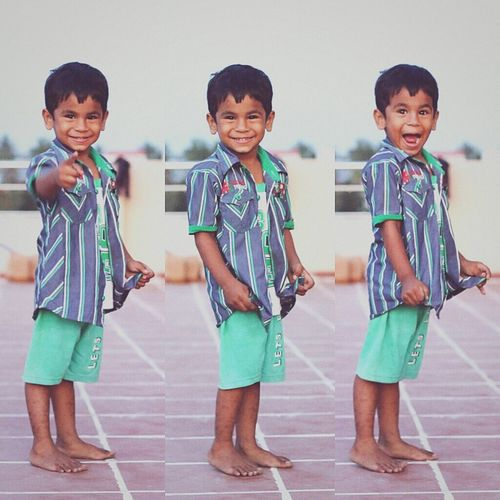 Hiiaaaaa photo... Smile :) Kids Will Be Kids Pure Happiness ❤ Candidshot Soooooooo Excited!!!!!!  Happy Time Just Clicking Cuteness Buddy Cuddle Buddy