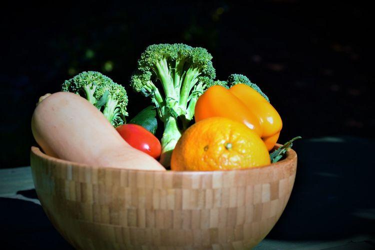 Close-up of tomato