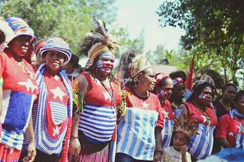 West Papua Mothers and Girls. West Papua Girl Young Women West Papua People Papua Free Of Indonesia Colonial West Papua Want To Free Of Indonesia Colonial. West Papua Politic Of Freedom West Papua Flag Countrylife Patriotism Social Issues West Papua Women Uniform Of West Papua Tradition West Papua Culture
