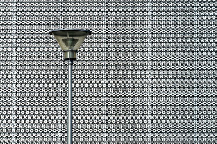 Full frame shot of street light