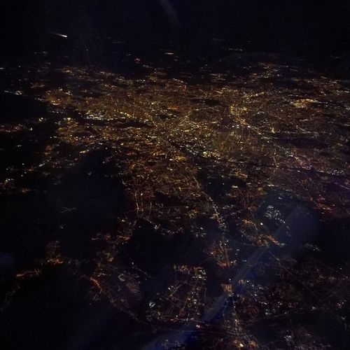 Flighing High Flightview ParisByNight Flying High