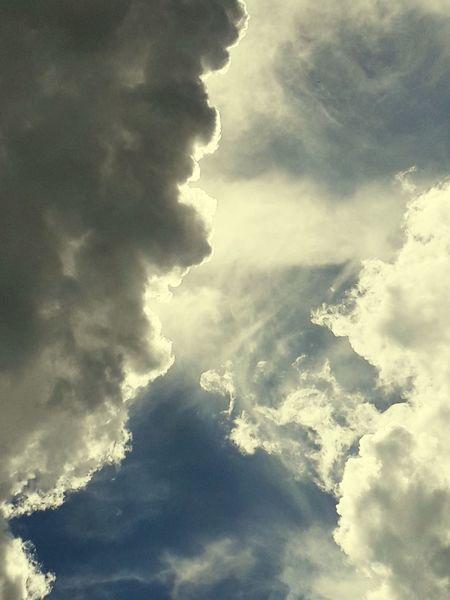 Thunderstorm Storm Cloud Weather Sky Cloud - Sky Landscape EyeEmNewHere