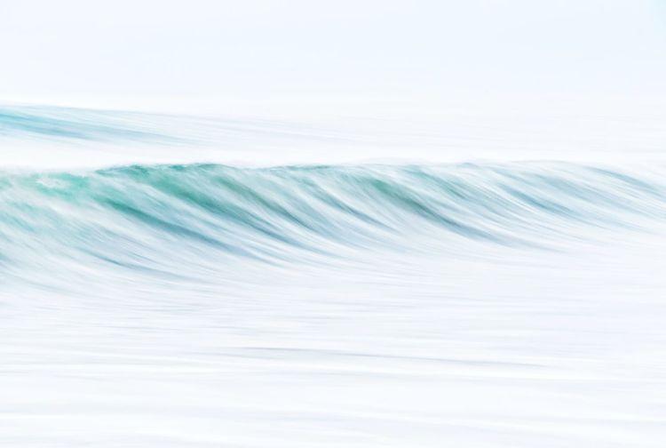 Full frame shot of sea against sky