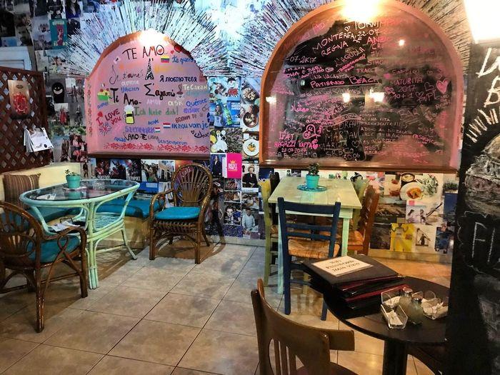 restaurant beautiful Mission #likeforlike #likemyphoto #qlikemyphotos #like4like #likemypic #likeback #ilikeback #10likes #50likes #100likes #20likes #likere Love #beautiful Fashion Like4like Restaurant Retail  Store Consumerism Multi Colored Graffiti Street Art Mural Spray Paint Fine Dining Menu