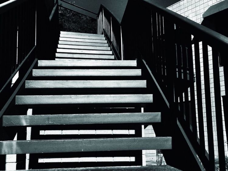Steps And Staircases Steps Staircase No People Low Angle View Day Outdoors Architecture Close-up Black And White Photography Scottsdale, AZ EyeEm Best Shots Popular Photos Popular Check This Out EyeEm Gallery Architecture Built Structure Steps