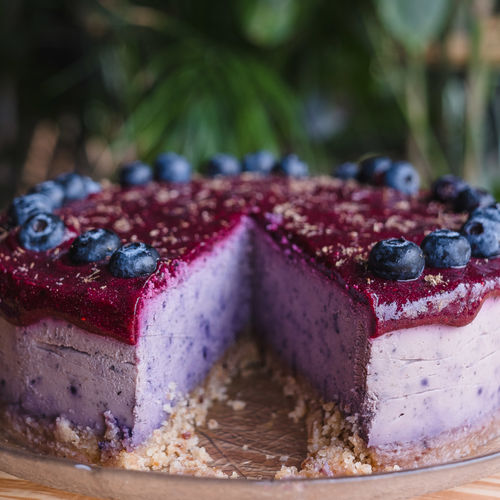 Sweet Food Sweet Dessert Berry Fruit Food And Drink Food Indulgence Temptation Ready-to-eat Cake Baked Freshness Unhealthy Eating Fruit Blueberry Close-up Focus On Foreground Indoors  No People Still Life Layered Chocolate Cake