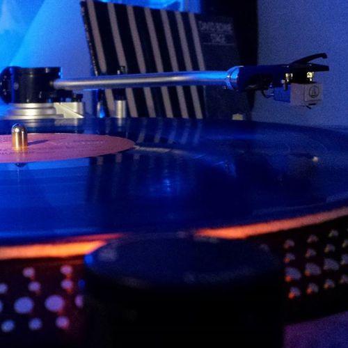Vinyl Vinyllover Realaudio Davidbowie Stageblue Vinylcollection Vinylcollector