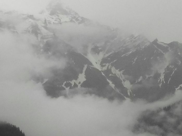 Mazical weather of kinnour himachal pradesh india Himachal Pradesh, India Raajmsajaniya First Eyeem Photo