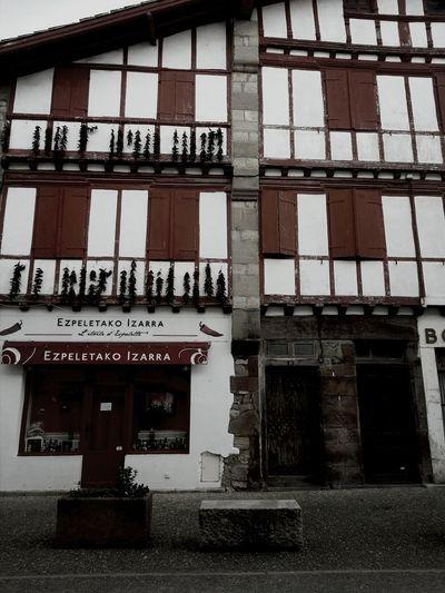 Espelette Pays Basque