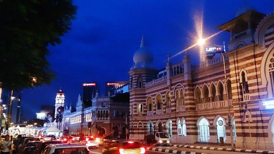 Amazing Architecture Kuala Lumpur Textile Museum Cities At Night