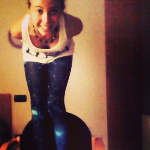 Me gusta :) prima foto :) Bubu! :3 Galaxy My Leggings :)