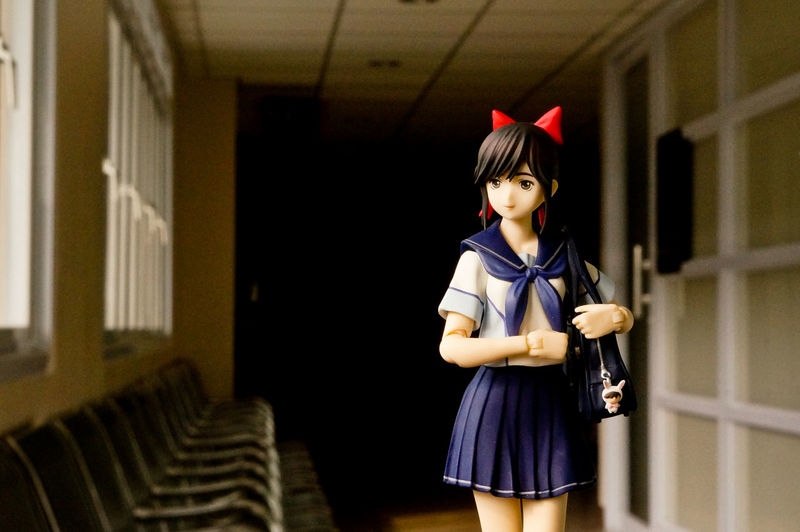 Day Figma Game Indoors  Loveplus Manakatakane One Person Toy Toyphotography