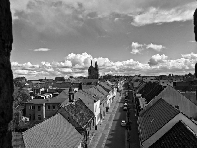 Not From My Balcony :) EyeEm Best Shots Bw_collection Eye4photography