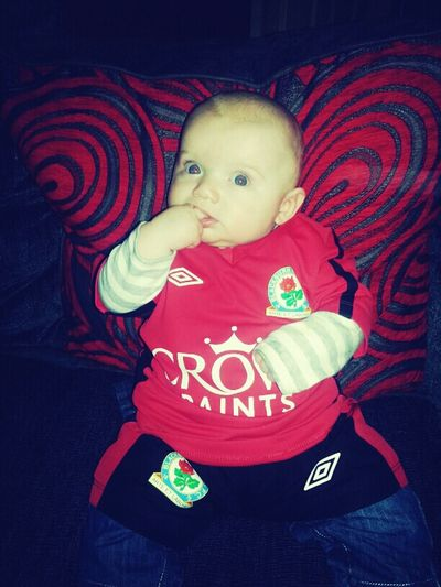 My Nephew In A Proper Shirt :-)