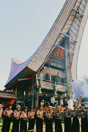 We are bound to our culture but feel so proud of it Culture Tongkonan Toraja INDONESIA First Eyeem Photo