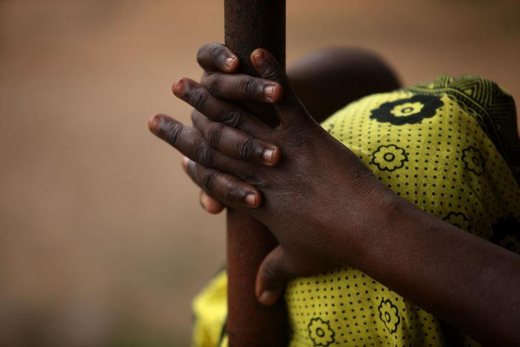 Zanzibar Zanzibar_Tanzania Close-up Day Focus On Foreground Holding Human Body Part Human Hand One Person Outdoors People