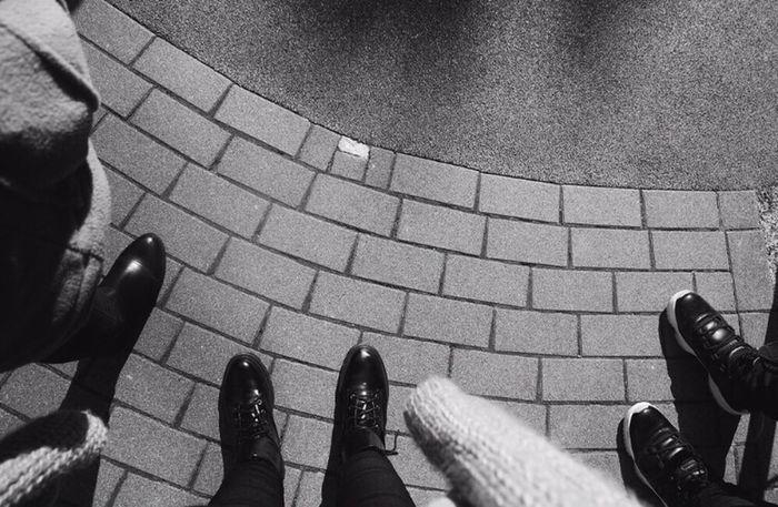 Determination Blackandwhite Photography Walking Around Fujifilm XA2 Traveling