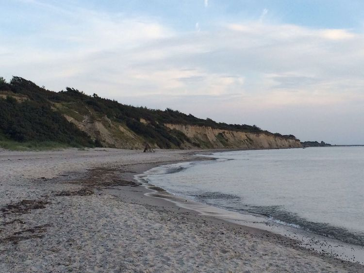 Sky Nature Landscape Sea No People Beach Water Outdoors Scenics Day Beauty In Nature Scenery Baltic Sea