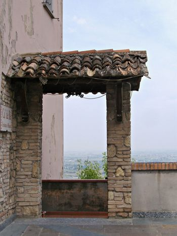 Architecture Bertinoro Emilia Romagna Italy No People Old Buildings Outdoors Sightseeing Stone Wall Taking Photos Urban Landscape