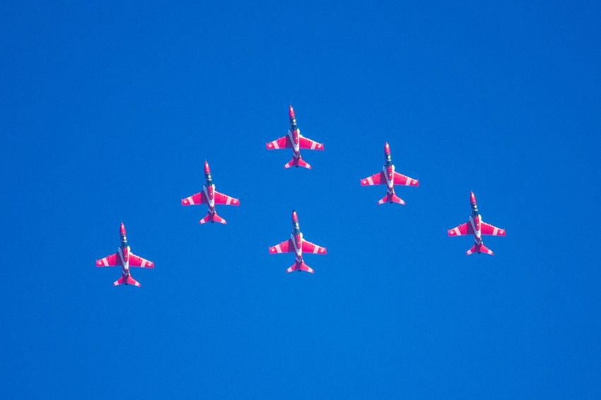 Bird fly Uniformity Airshow Airplane Formation Flying Teamwork Performance Air Vehicle Aerobatics Motion Air Force Flying Airshow2017 Air Force Airportphotography Formation Formations Flight ✈