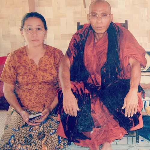 My_Mom_Old_foto 4yrs_ago At_The_Monastery