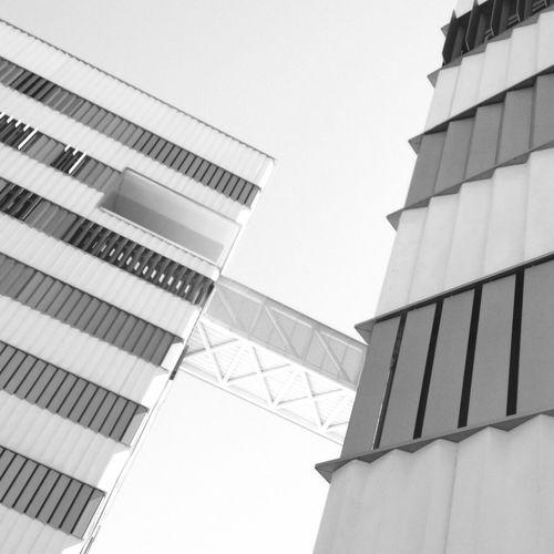 - Bridge. Low Angle View Architecture Building Exterior No People Outdoors Built Structure EyeEm Best Shots EyeEm Best Shots - Black + White EyeEm Best Shots - Architecture Sevilla
