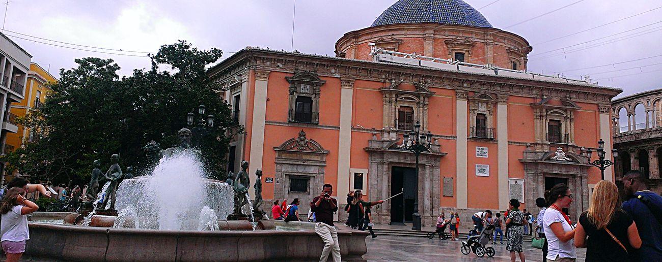 Erasmus begins in this beautiful city