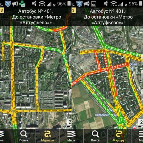Хорошо, что я решила ехать на электричке... ЯндексКарты Траффик Traffic YandexMaps SquareInstaPic