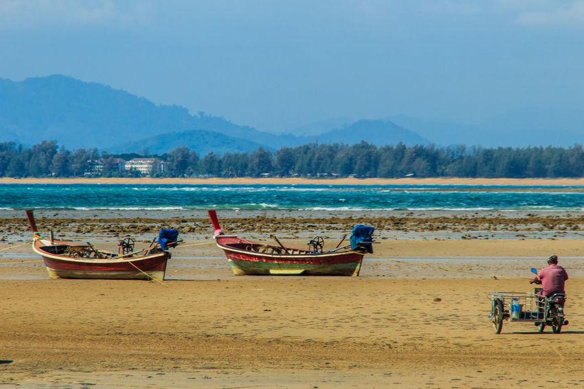 boat on the beach   EyeEm