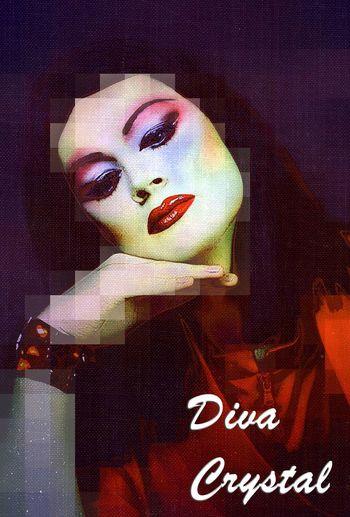 People Diva Dragqueen  Geisha www.crystalshow.com.ua