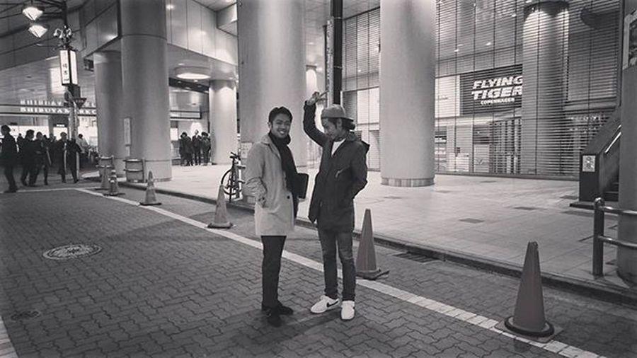 心友 であり 親友 Japan Tokyo Shibuya Dougenzaka Best  Friends Bestfriends Soul Mate Soulmate Sapporo 11years Fashion Clothing Nice Man Fhoto Fhotography Camera Xperiaz4 数々の辛い時期を共に共感し乗り越えた仲間の1人 Goodfellows Brshop http://www.bronline.jp Selectshop LEONと連携とってるセレクトショップ🚶💨